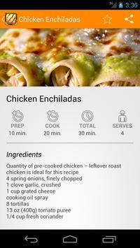 Ultimate Chicken Recipes apk screenshot