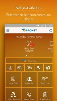 Pronet Mobil poster