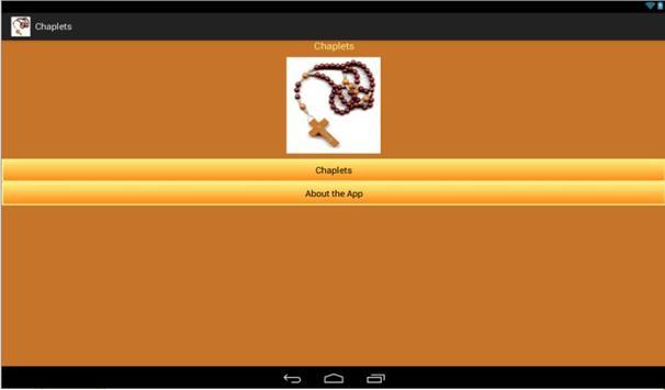 Chaplets apk screenshot