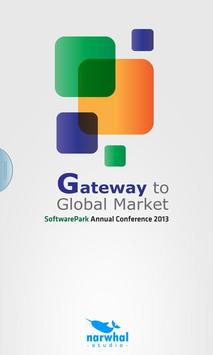 SoftwarePark Annual Conference poster