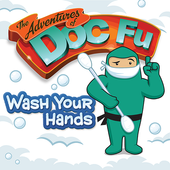 Doc-Fu: Hand Washing icon