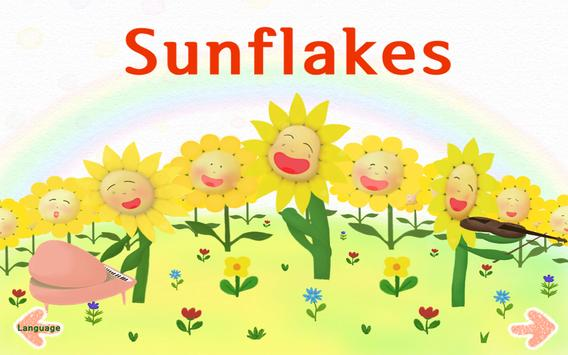Sunflakes, Creative fairy tale apk screenshot