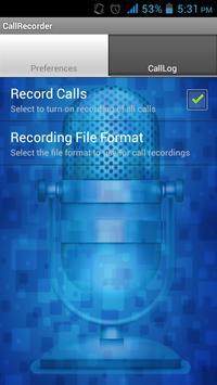 Modern Call Recorder poster