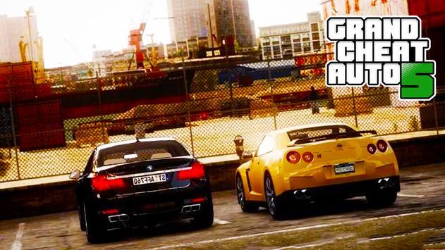 Cheats Mods for GTA 5 apk screenshot