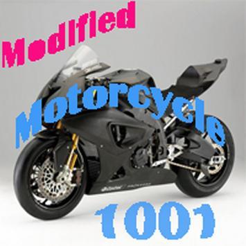 Modifikasi Motor Terlengkap poster