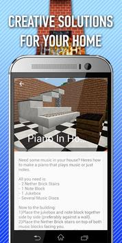 Guide: Furniture Mods for MCPE apk screenshot