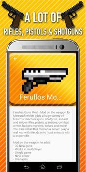 Guide: Mods with Guns apk screenshot