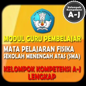 Modul GP Fisika SMA Lengkap poster