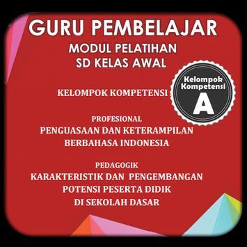 Modul GP SD Kelas Bawah KK-A poster