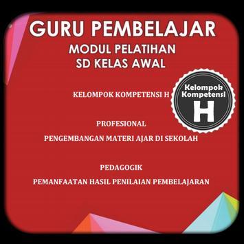 Modul GP SD Kelas Bawah KK-H poster