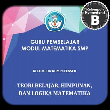 Modul GP Matematika SMP KK-B poster