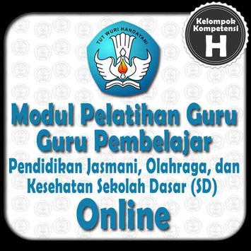 Modul GP PJOK SD KK-H apk screenshot