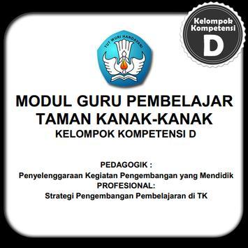 Modul GP TK KK-D poster