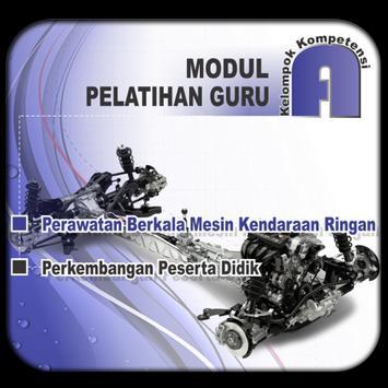Modul GP TKR KK-A poster