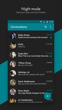 QKSMS - Open Source SMS & MMS apk screenshot