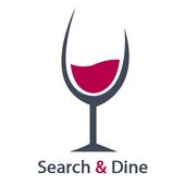 Search & Dine icon