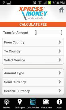 Xpress Money apk screenshot