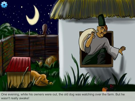 The Old Dog & the Wolf (Moka) apk screenshot