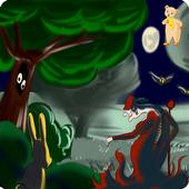 The witches' wood (Moka story) icon