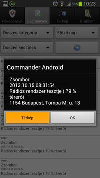 Commander for Android apk screenshot
