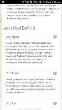 Aplikasi KaedahFekah apk screenshot