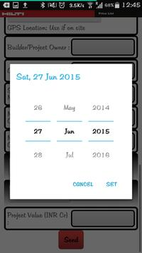 MOIN Project Info apk screenshot