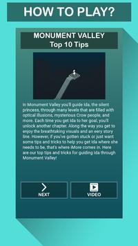 Monument valley guide poster