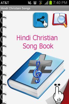 Hindi Christian Song Book poster