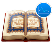 Qatham Tracker - Quran Recital icon