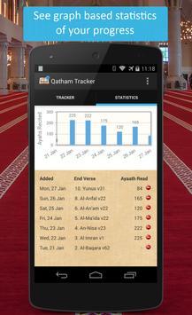 Qatham Tracker - Quran Recital apk screenshot