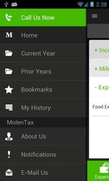 Molen Tax apk screenshot