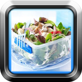 KIDS LUNCH BOX RECIPES icon