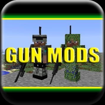 Gun Mods MCPE apk screenshot