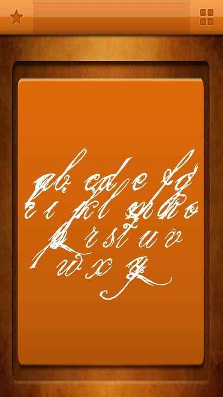 Calligraphy fonts free apk download productivity