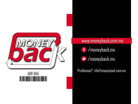 MoneyBack apk screenshot