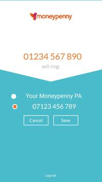 Moneypenny Clever Numbers apk screenshot