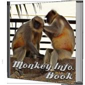 Monkey Info Book icon