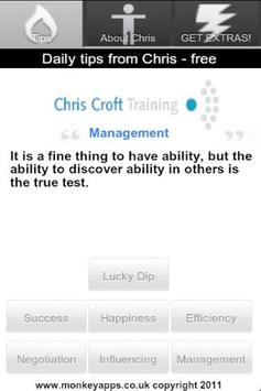 Management Tips apk screenshot