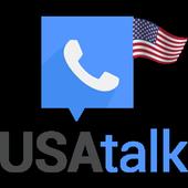 USA Talk icon