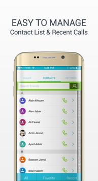 Cheap International Calls apk screenshot