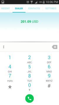 Spactron-International calls apk screenshot