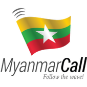 Myanmar Call, Follow the wave! icon
