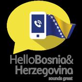 Call Bosnia And Herzegovina icon