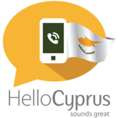 Call Cyprus, Let's call icon