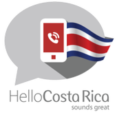 Call Costa Rica, Let's call icon
