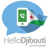 Call Djibouti, Let's call icon