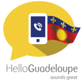 Call Guadeloupe, Let's call icon