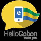 Call Gabon, Let's call icon