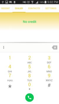 Call Gabon, Let's call apk screenshot