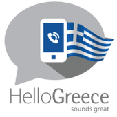 Call Greece, Let's call icon